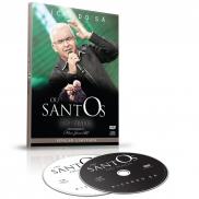 DVD/CD OU SANTOS OU NADA