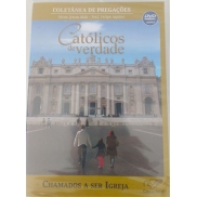 DVD COLETANEA CATOLICOS DE VERDADE