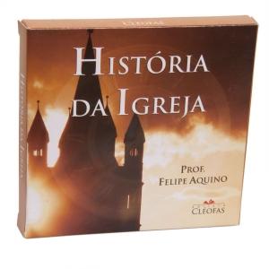 CD Coleção História da Igreja - Idade Antiga