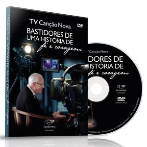 DVD TV CANÇÃO NOVA BASTIDORES