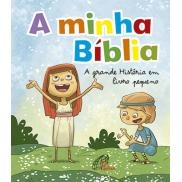 LV A MINHA BIBLIA A GRANDE HISTORIA EM LIVRO PEQUE