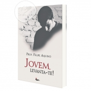 Livro Jovem Levanta-te