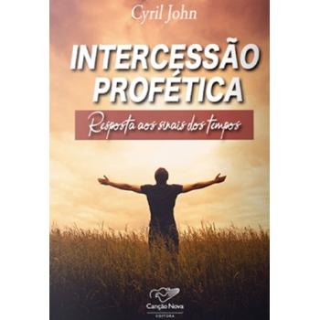 Livro A intercessão profética