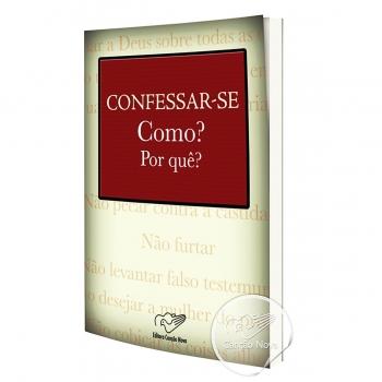 Livro Livro Confessar-se...