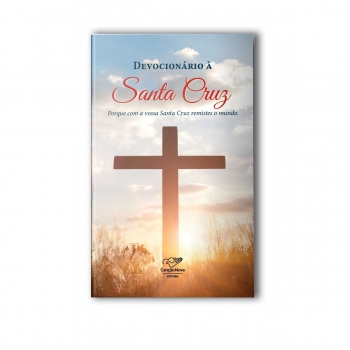 Livro Devocionário à Santa...