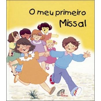 LV O MEU PRIMEIRO MISSAL