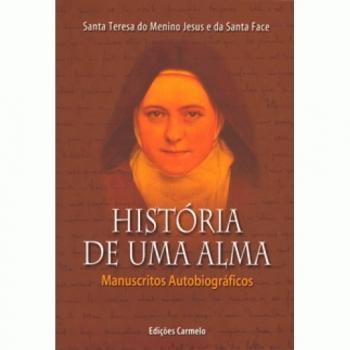Livro História de uma alma