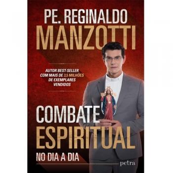 Livro Combate espiritual no...