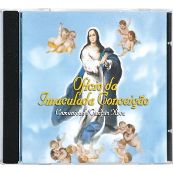 CD Ofício Da Imaculada...