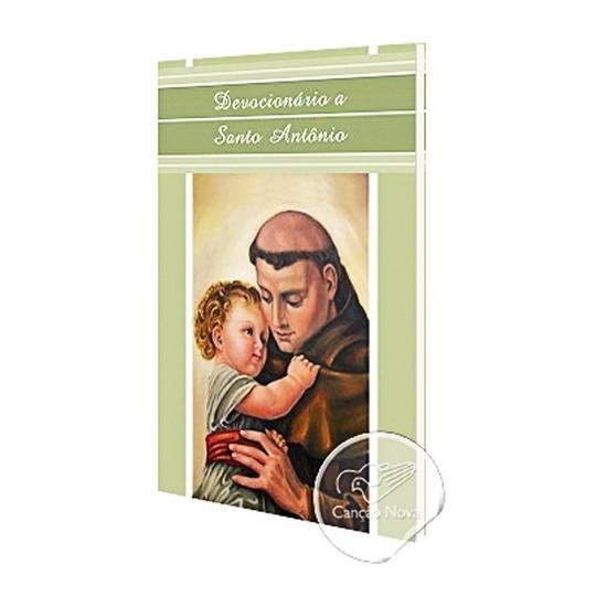 Livro Devocionário a Santo António