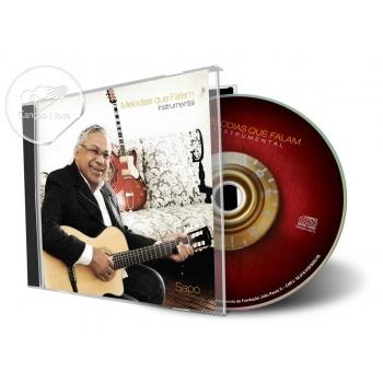 CD MELODIAS QUE FALAM