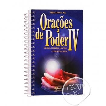 Livro Orações de Poder IV