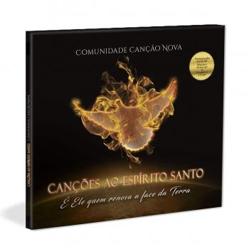 CD Canções ao Espírito Santo