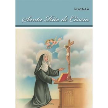 Livro Novena a Santa Rita...