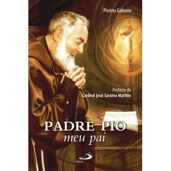 Livro Padre Pio meu pai