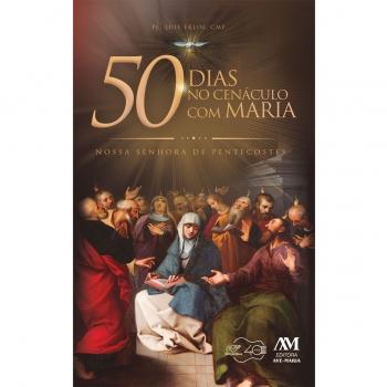 Livro 50 dias no Cenáculo...