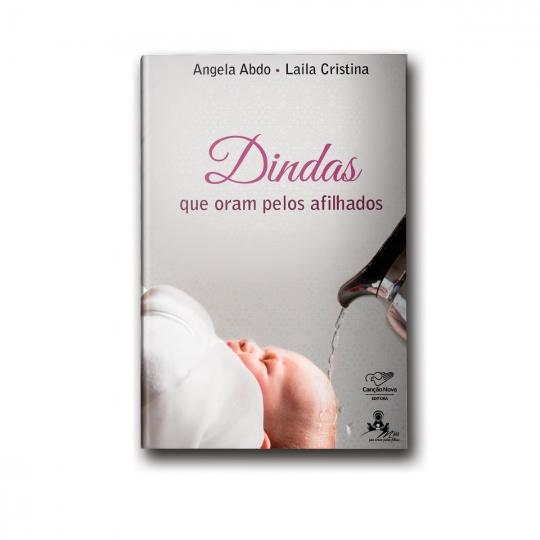 Livro Dindas (madrinhas) que oram pelos afilhados