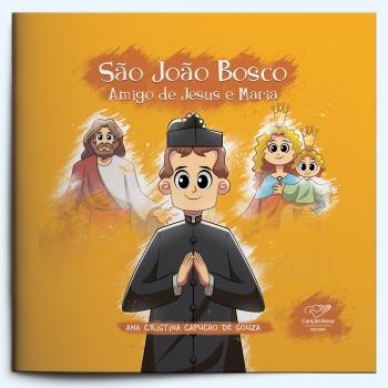 Livro São João Bosco -...