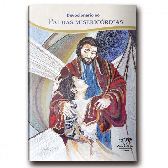 Livro Devocionário a Pai das Misericórdias