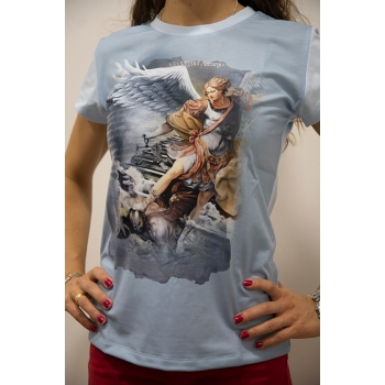 MD T-SHIRT S. MIGUEL MULHER M