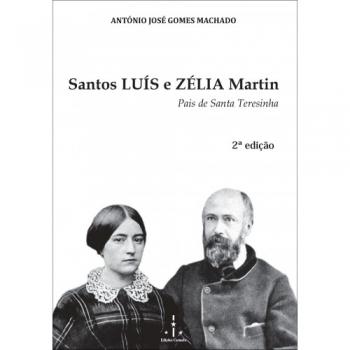Livros Santos Luís e Zélia...