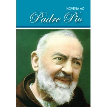 Livro Novena ao Padre Pio