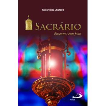Livro Sacrário - Encontros...