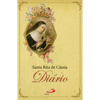 Livro Santa Rita de Cássia...