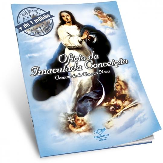 Livro Ofício da Imaculada Conceição