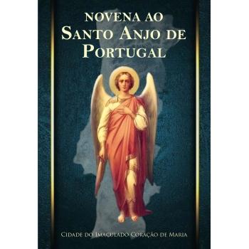 Livro Novena ao Santo Anjo...