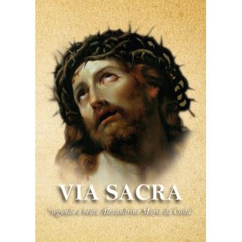 Livro Via Sacra segundo a...