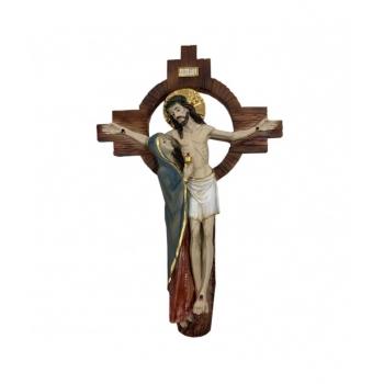 MD CRUCIFIXO JESUS E MARIA...
