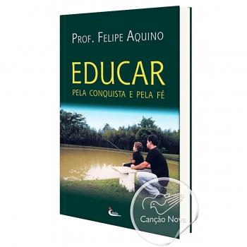 Livro Educar pela Conquista...
