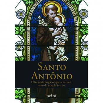 Livro Santo António