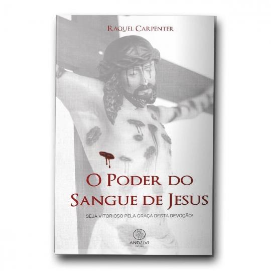 Livro O Poder do Sangue de Jesus