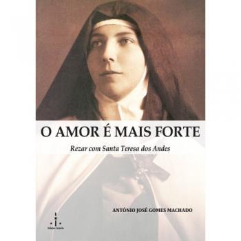 Livro O amor é mais forte -...