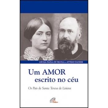 Livro Um Amor Escrito no Céu