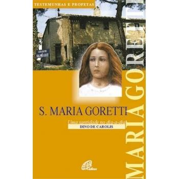 Livro Santa Maria Goretti