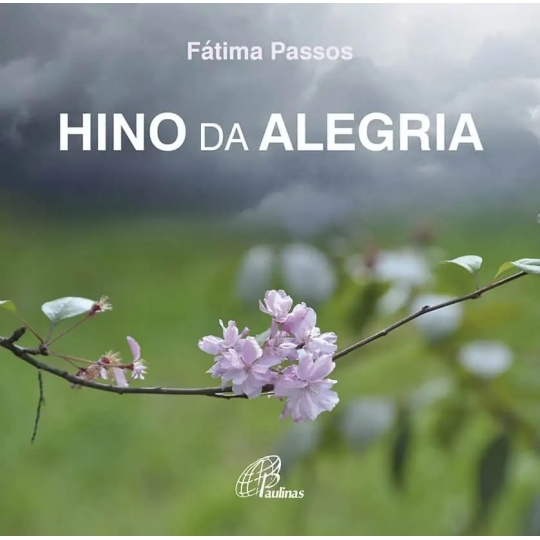 Livro Hino da Alegria