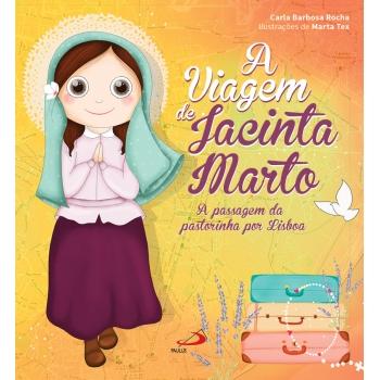 Livro A viagem de Jacinta...