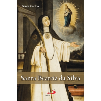 Livro Santa Beatriz da Silva