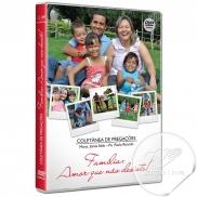 DVD COLETÂNEA FAMILIA AMOR QUE NÃO DESISTE
