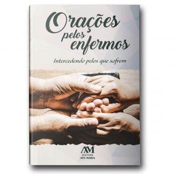 Livro Oração pelos Enfermos