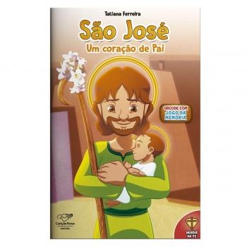 Livro São José: Um Coração...