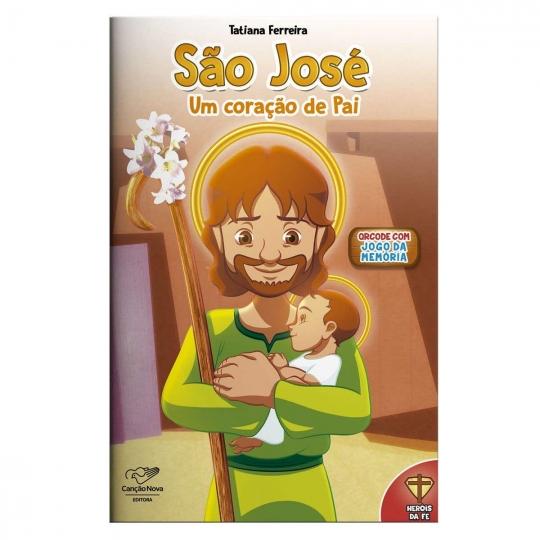 Livro São José: Um Coração de Pai