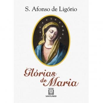 Livro Glórias de Maria