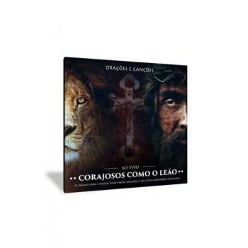 CD ORACIONAL CORAJOSOS COMO...