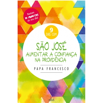 Livro São José - Aumentar a...