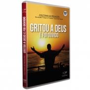 DVD GRITOU A DEUS E FOI OUVIDO