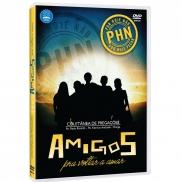 DVD COLETANEA PHN AMIGOS PRA VOLTAR A AMAR